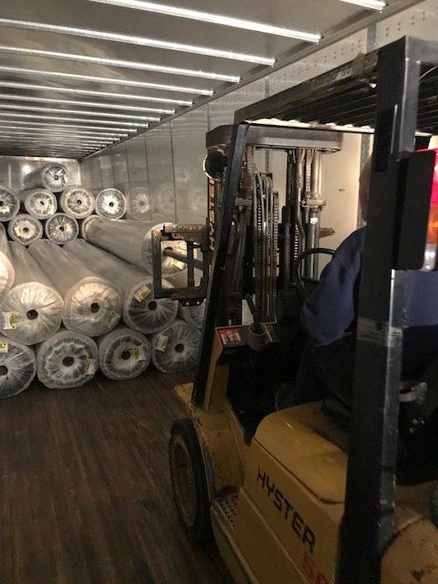 Hazzard Moving Storage Installation Record Storage in St Louis Hotel Installation