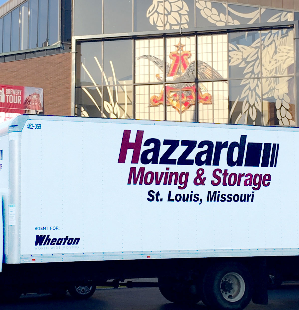Hazzard Moving Storage Installation Record Storage in St. Louis About